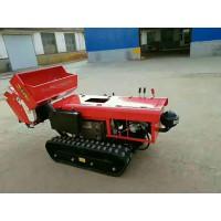 世超牌履带式田园管理机  拖拉机