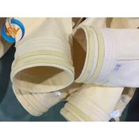 江津回转窑耐高温无碱玻纤除尘布袋规格型号