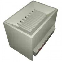 HGG横格式槽格式分样器多种材质多种规格报价供应