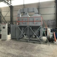 催化燃烧设备废气处理设备RCO活性炭脱附吸附装置