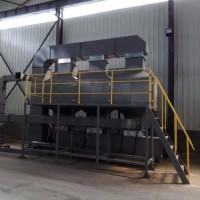 RCO催化燃烧设备活性炭吸附装置有机废气催化燃烧设备