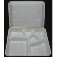 秸秆生态全降解餐具及包装制品生产流水线