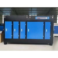 工业废气除臭除味UV光氧净化器_工业光氧一体机