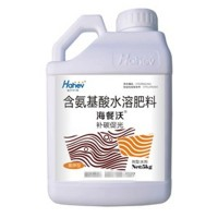 冲施肥价格-海餐沃含氨基酸水溶肥料(高钾型)英国进口特种肥料